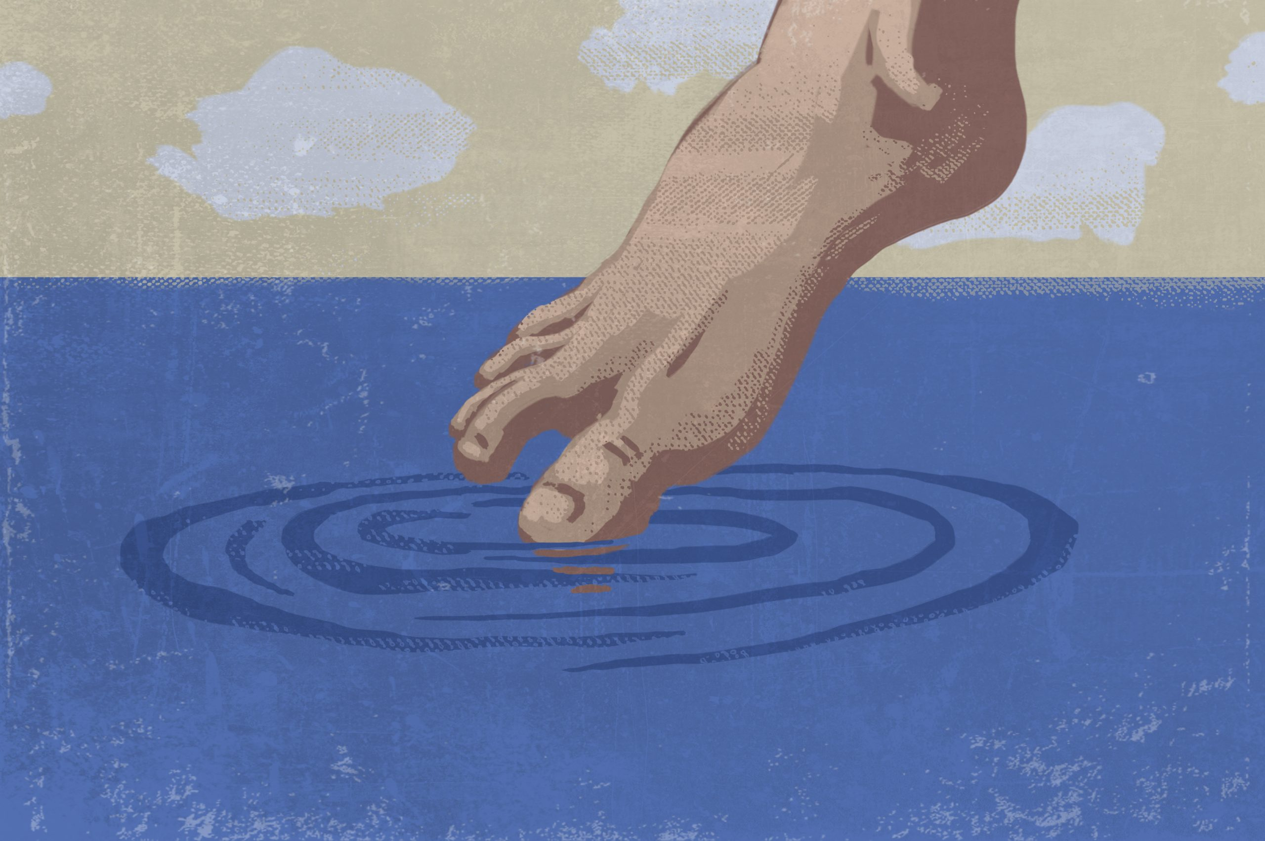 Toe in the water for construction contingency budgets