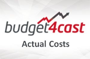 Actual Costs tutorial for free project budget app