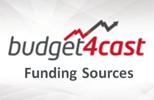 budget4cast project budget app funding sources help video