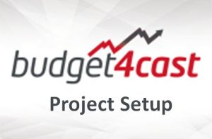 Project Setup tutorial for free project budget software