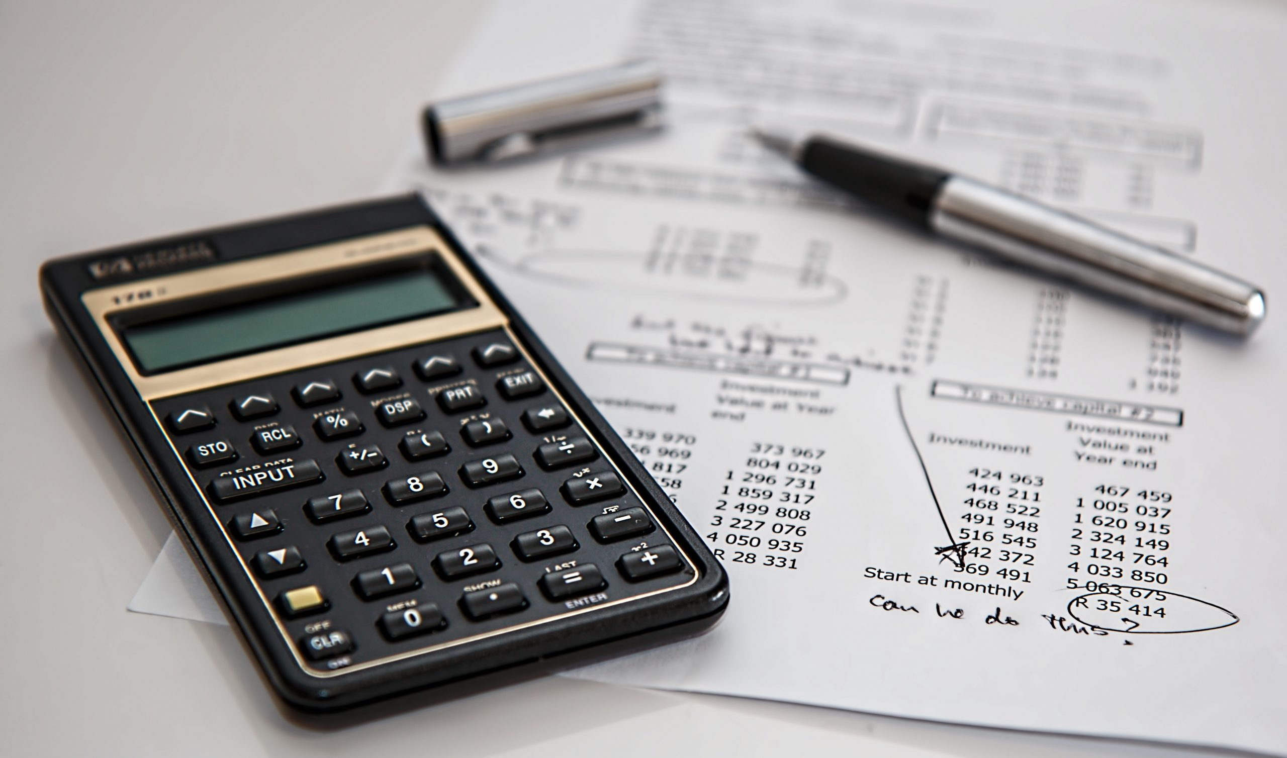 Defining your construction project budget