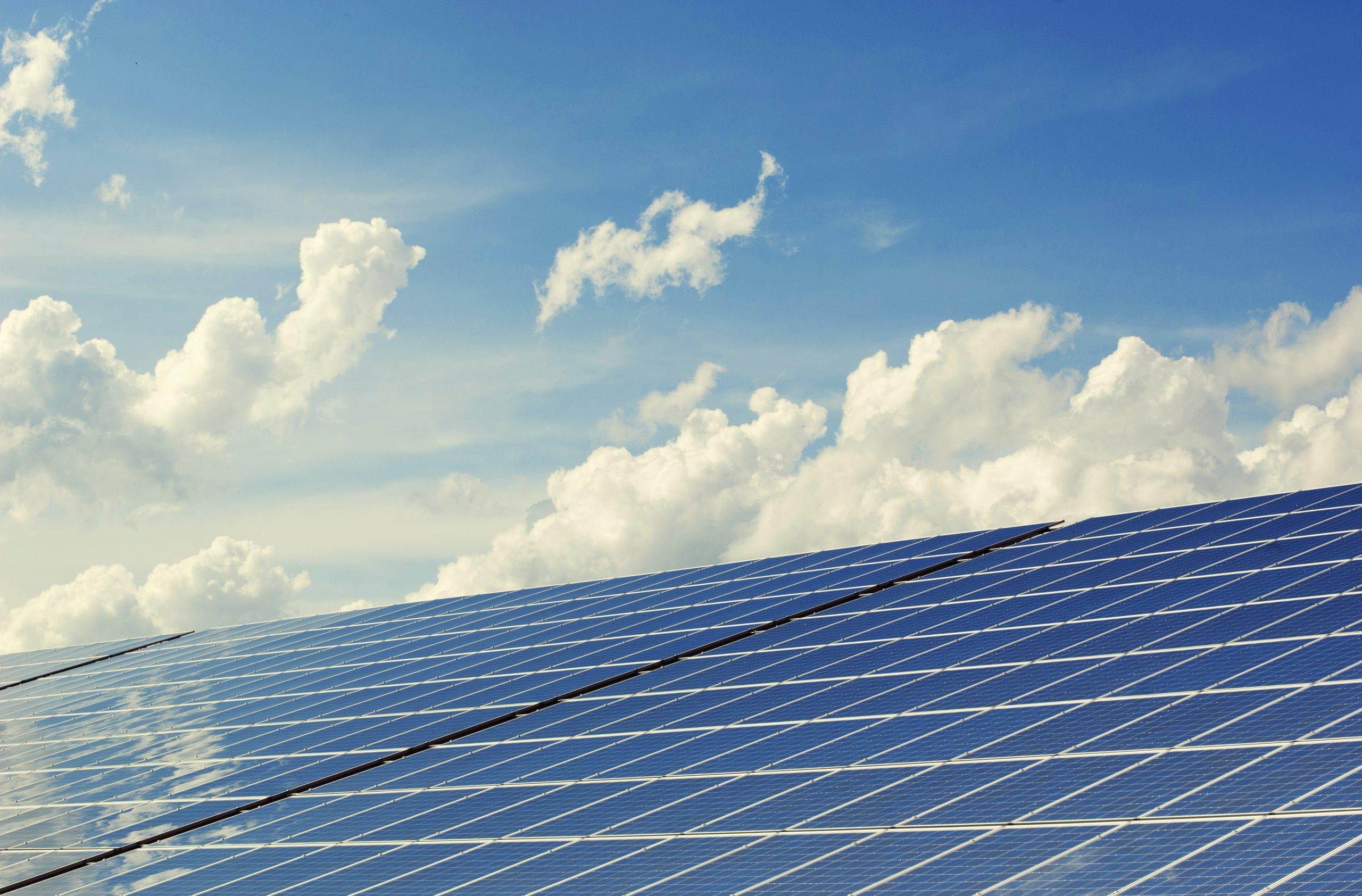 NetZero school construction project uses solar panels